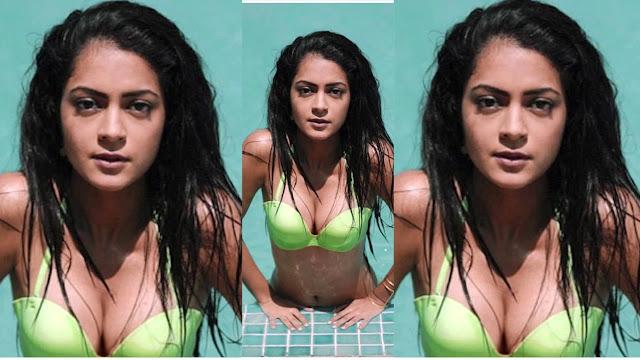 Anya Singh Hot Bikini Photoshoot