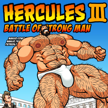 Hercules Battle Of Strong Man 03
