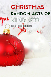 Christmas Random Acts of Kindness