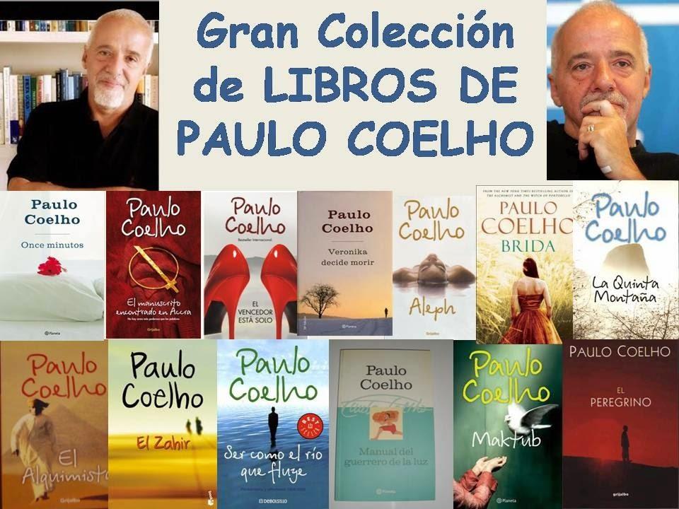Paulo Coelho Obras completas.