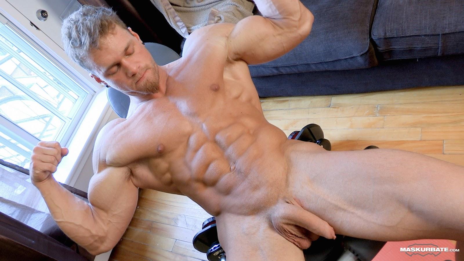 мускулистые пенисы у геев