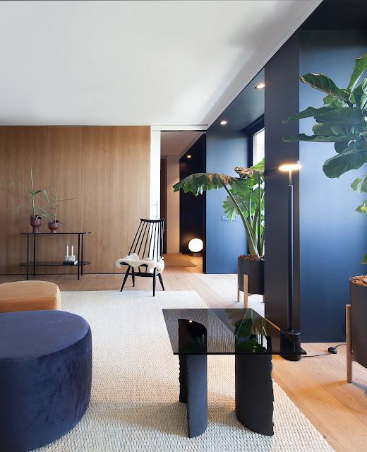 Apartamento de diseño en calle Llull de YLAB