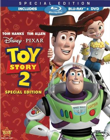 Toy Story 2 (1999) HD 1080p Latino