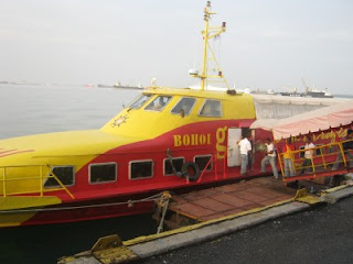 mv starcraft cebu-tubigon