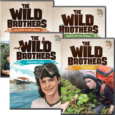 The Wild Brothers Aventures 1-4