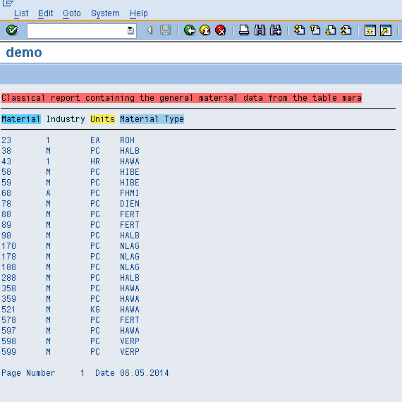 sap abap and work bench tools