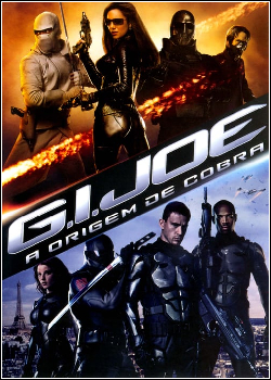 14869 - Filme G.I. Joe - A Origem de Cobra - Dublado Legendado
