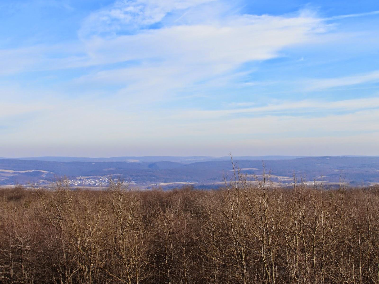 Mt  Davis: Tallest Mountain in Pennsylvania, Somerset County