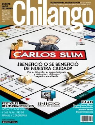 Revista Chilango México | Marzo 2017