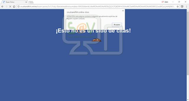 Crushandflirt.online pop-ups