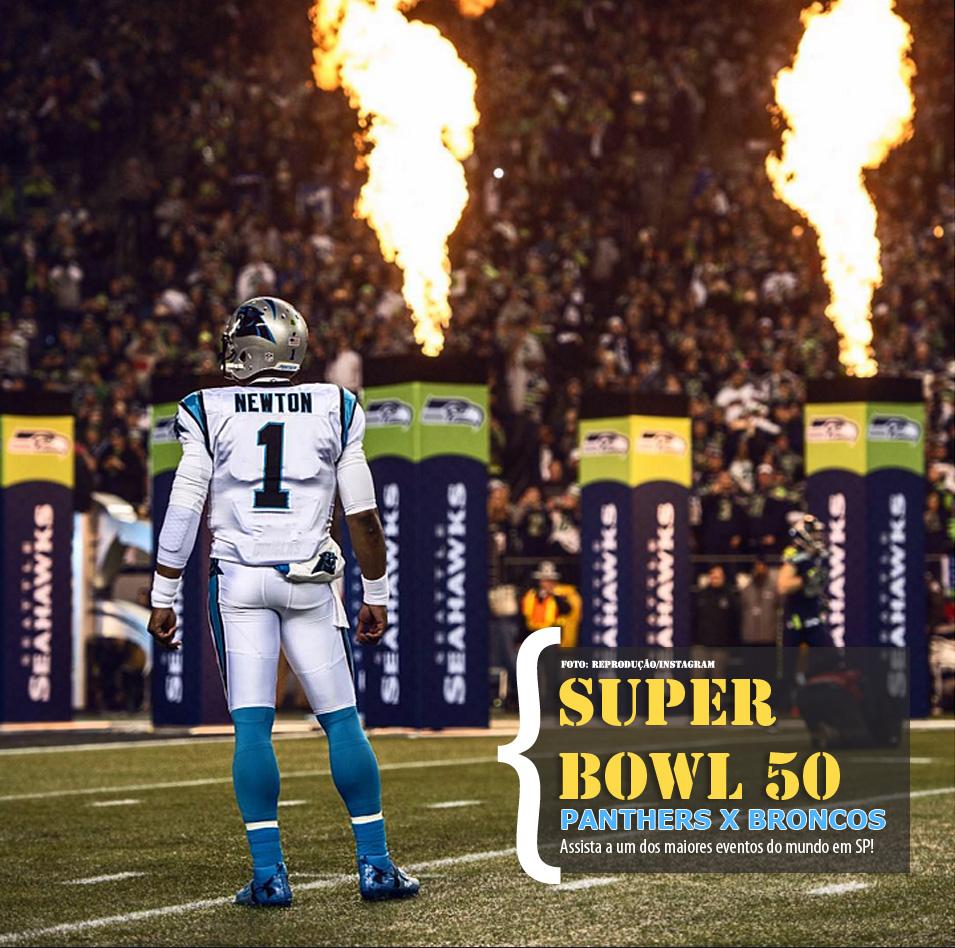 Onde Assistir ao Super Bowl 50 em SP