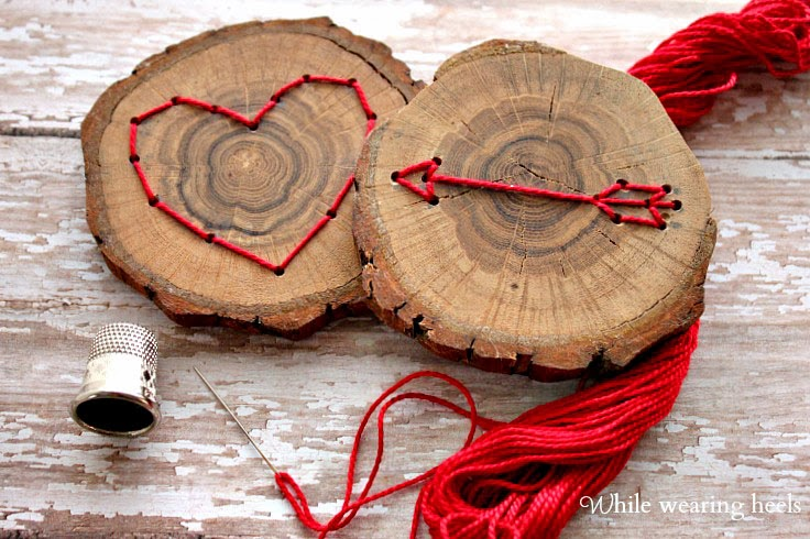 the craft patch 17 amazing wood slice craft ideas