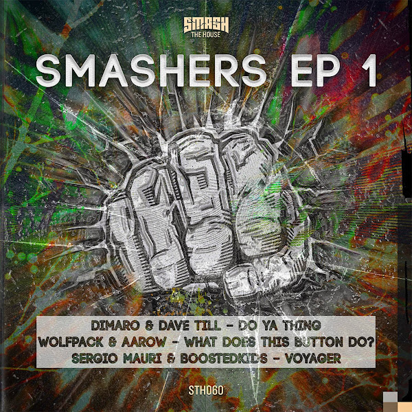 Various Artists - Smashers - Single Cover