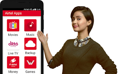 airtel direct trick for unlimited internet