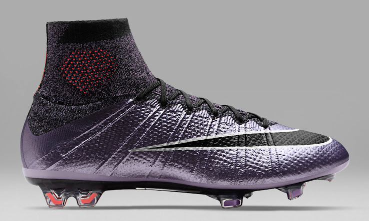 separation shoes 1fee6 a1693 Nike Mercurial Superfly - Urban Lilac   Bright Mango   Black
