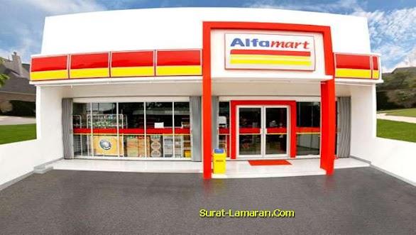 Lowongan Kerja ONLINE Alfamart (PT Sumber Alfaria Trijaya, Tbk) Oktober 2017