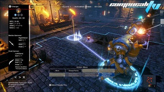 Warmachine Tactics PC Full