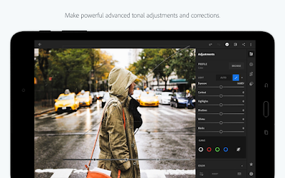Adobe Photoshop Lightroom CC v4.0 [MOD Premium] Apk Free Download