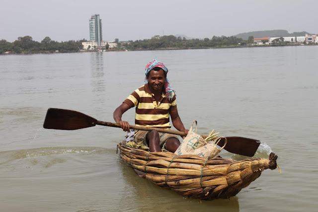 fishermen blue nile