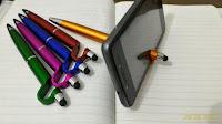 pulpen promosi murah, pen stylus, pulpen stylus android, stylus pen, barang promosi murah jakarta, gimmick