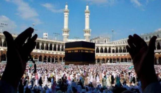 Ibadah Umroh dan Haji di Mekah