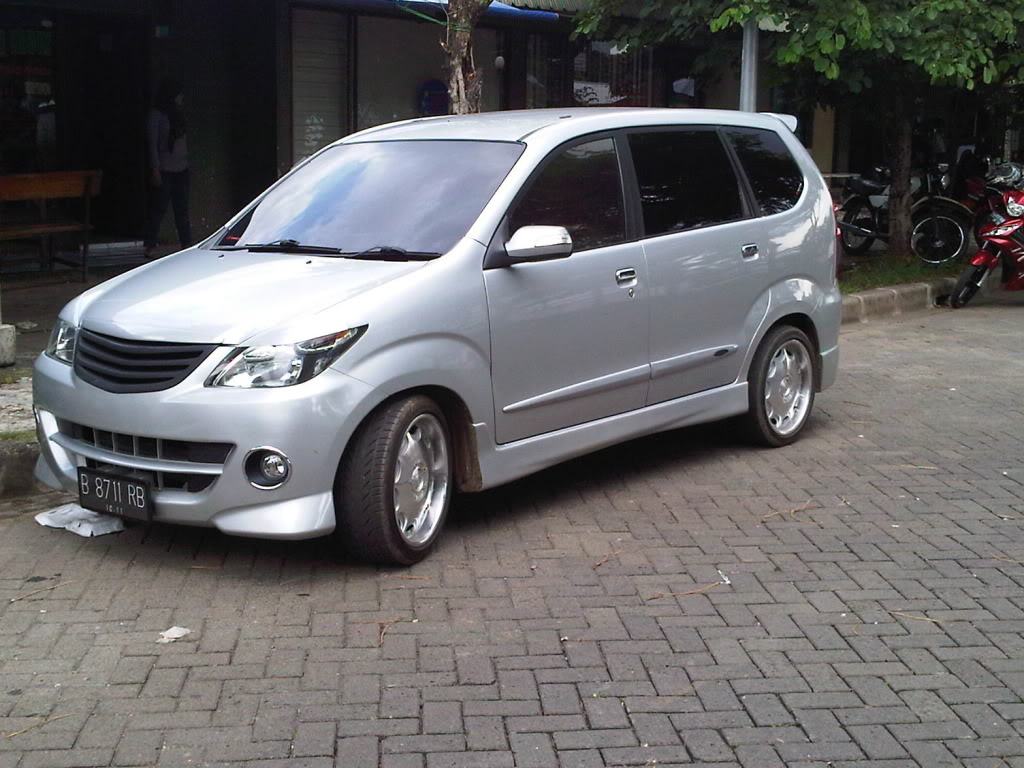 Download Collection of 48 Latest Avanza Type S Car Modifications Shack