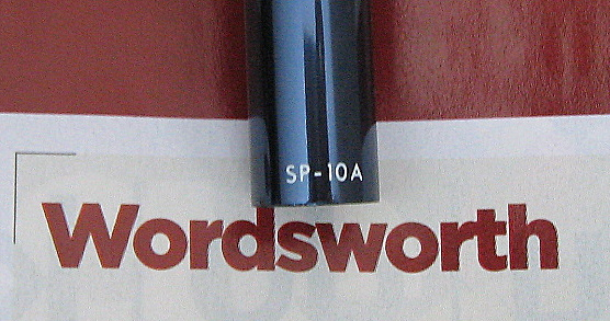 ohto words pencil sp10-a model number