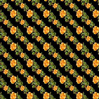 digital rose overlay design image