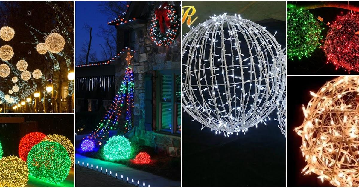 Aprende c mo hacer bolas gigantes para decorar en navidad - Bolas para decorar ...