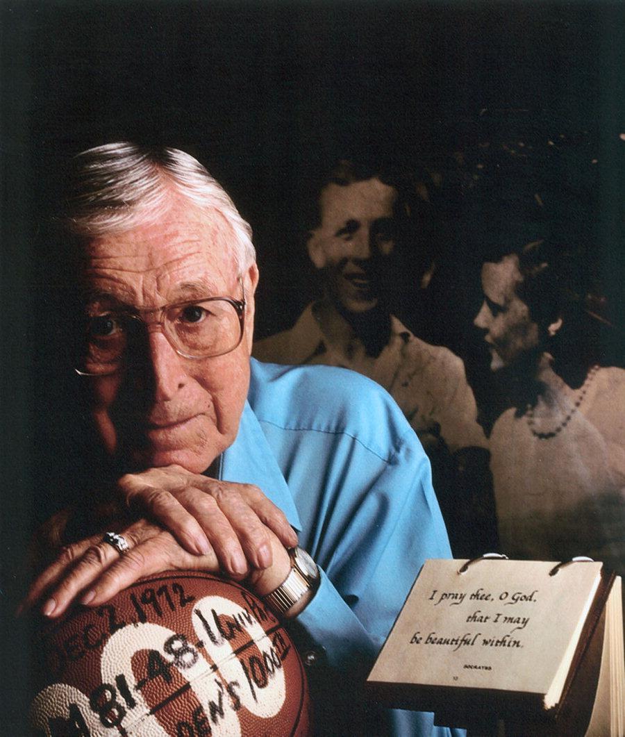 Best Books For Men The Three Best John Wooden Books