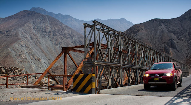 Exploring the secrets of Pallasca Province, Peru - Chuquicara bridge