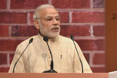 India's Prime Minister Addressing The Nation On Digital Payment