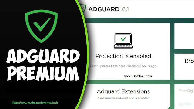 Adguard Premium License  Key Free