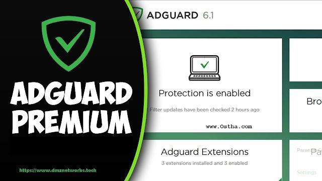 Adguard Premium License  Key Free