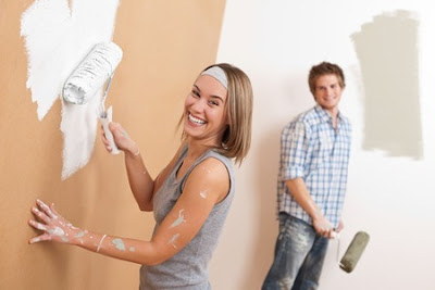 Home Painting at Pierview Properties Real Estate -760-547-5773