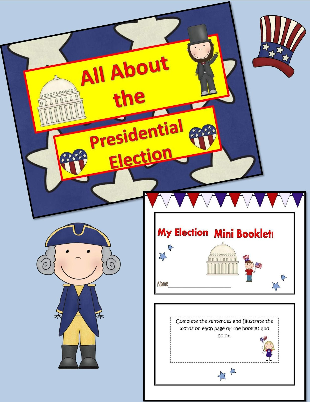 Engaging Lessons And Activities Presidential Election