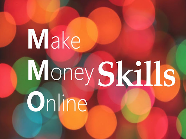 Skills to make money online - web4newbies.com