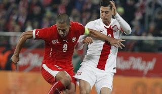 swiss vs polandia bentrok pertama babak 16 besar euro 2016
