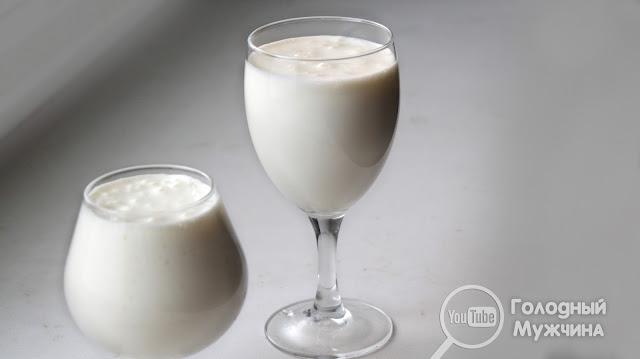"""Молочный десерт """"Снежок"""""""
