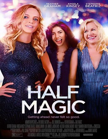 Half Magic (2018) English 480p WEB-DL