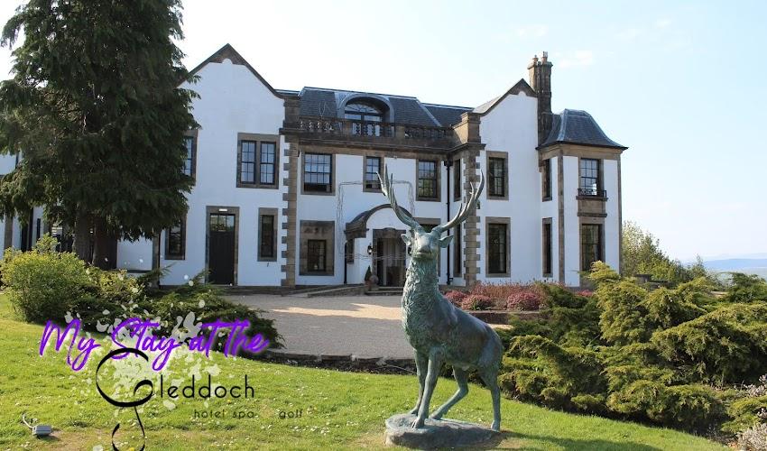 My Stay at the Gleddoch Hotel and Spa