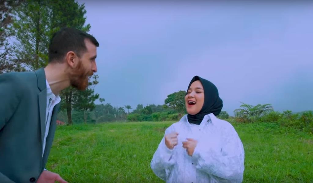 Ini Lirik Lagu Al-Barq Al-Yamani Nissa Sabyan feat Adam Ali