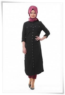 model hijab wanita karir