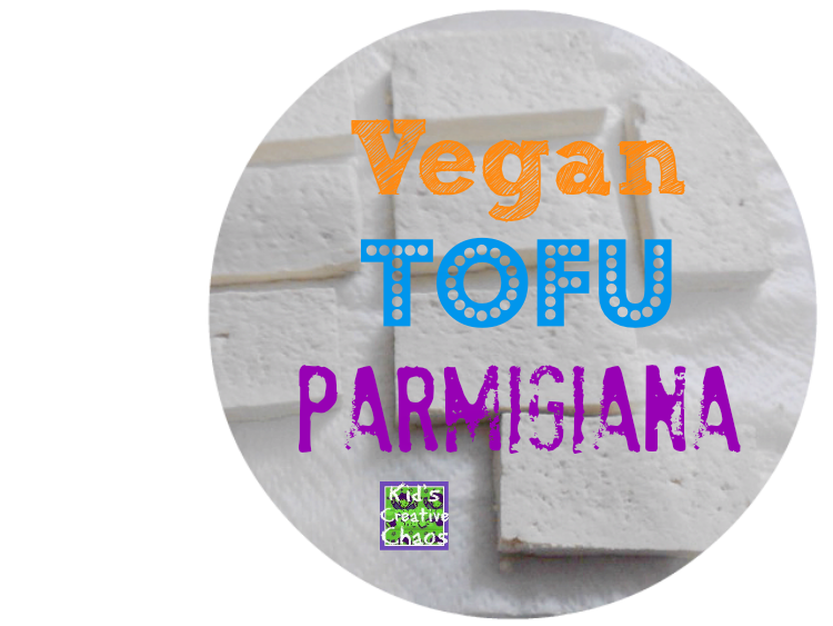 Vegan Parmigiana with Tofu Recipe
