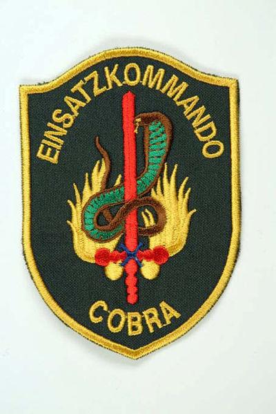 Forças Especiais - EKO Cobra (Einsatzkommando Cobra)