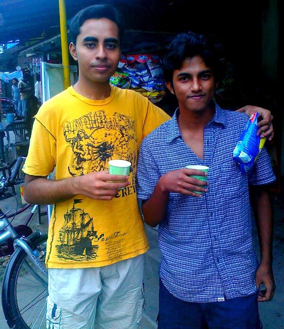 With My Bestie Uttiyo