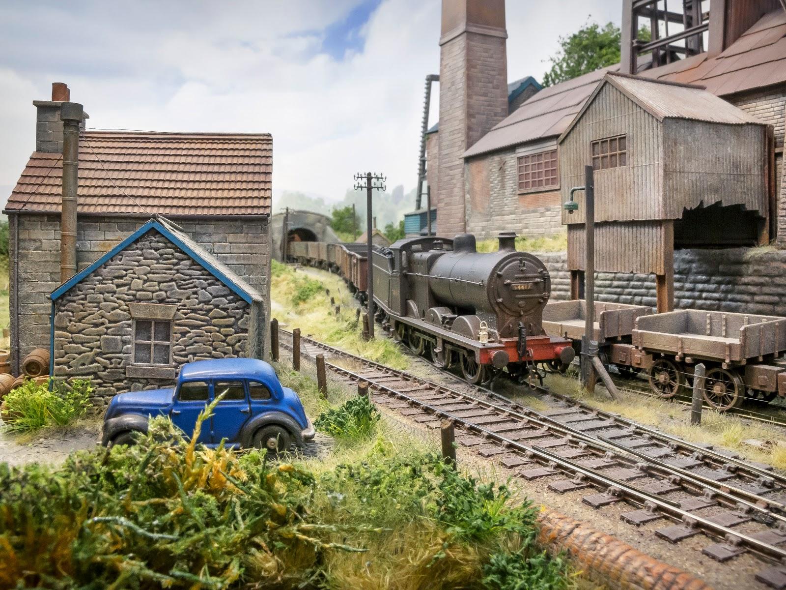 Chris Nevard Model Railways Blog: Rochdale Model Railway