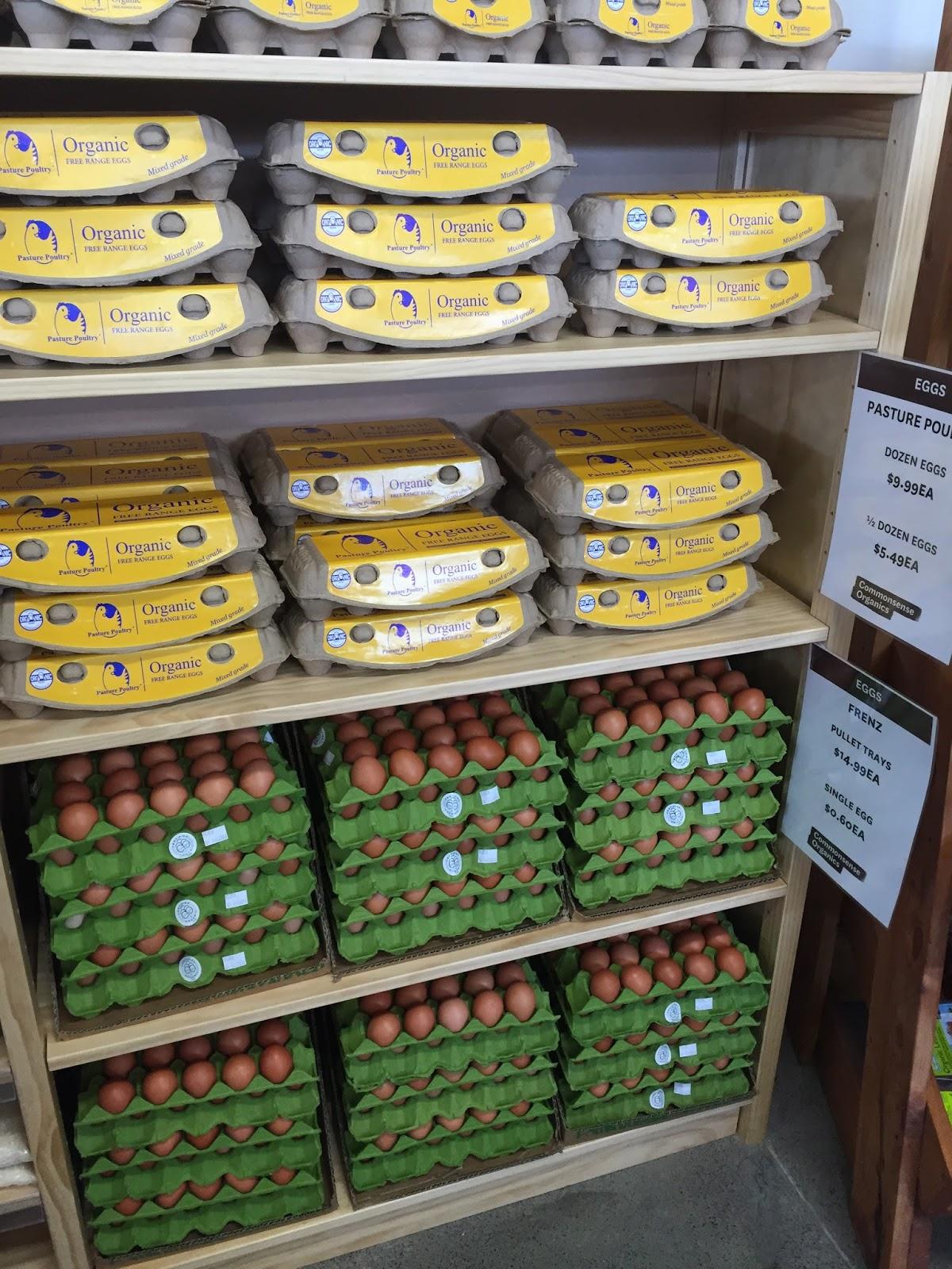 Craving Fresh: Commonsense Organics - package-free bulk food options