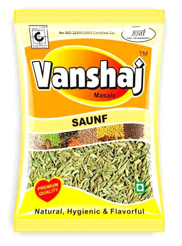 Fennel Seeds ( Saumph ) image of Vanshaj Spices.com
