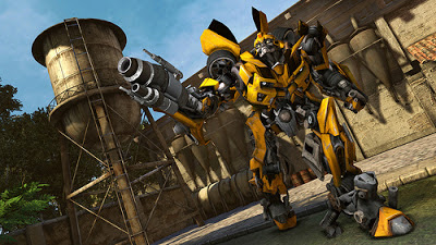 GTA San Andreas Transformers Free Download